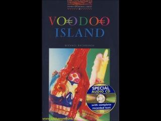 Voodoo Island (Audio Book)